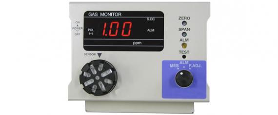 恒电位电解法 扩散式臭氧气体检测仪